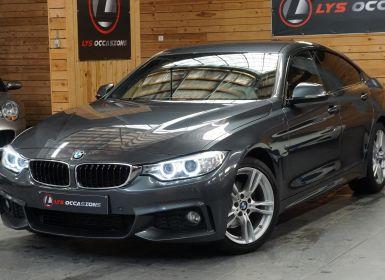 Vente BMW Série 4 (F36) GRAN COUPE 420D 184 M SPORT BVA8 Occasion