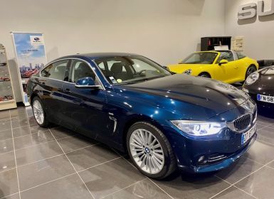 Vente BMW Série 4 (F36) GRAN COUPE 430D XDRIVE 258 LUXURY BVA8 Occasion
