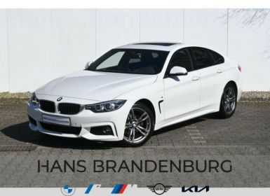 Achat BMW Série 4 Gran Coupe 20d Pack M Occasion