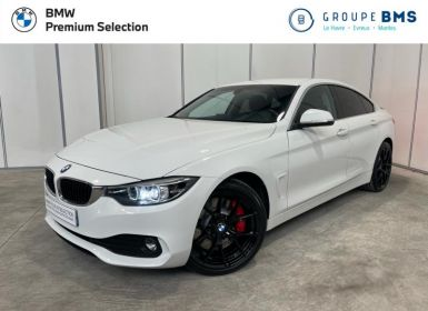Achat BMW Série 4 Gran Coupe 418d 150ch Lounge Occasion