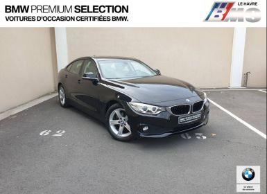 Vente BMW Série 4 Gran Coupe 418d 150ch Lounge START Edition Occasion
