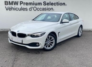 BMW Série 4 Gran Coupe 418d 150ch Lounge Start Edition Occasion