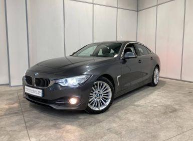 BMW Série 4 Gran Coupe 418dA 143ch Luxury Occasion