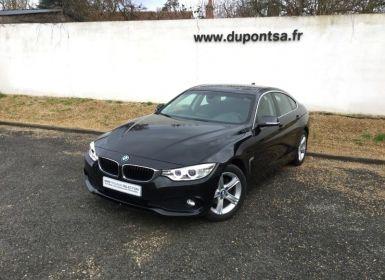 Achat BMW Série 4 Gran Coupe 418dA 150ch Lounge Occasion