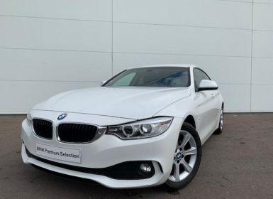 Vente BMW Série 4 Gran Coupe 418dA 150ch Lounge Occasion