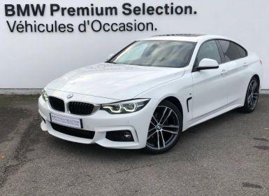 Achat BMW Série 4 Gran Coupe 418dA 150ch M Sport Occasion
