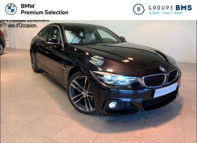 Vente BMW Série 4 Gran Coupe 418dA 150ch M Sport Occasion