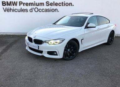 Vente BMW Série 4 Gran Coupe 418dA 150ch M Sport 122g Occasion