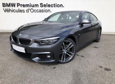 Vente BMW Série 4 Gran Coupe 418dA 150ch M Sport Euro6d-T Occasion