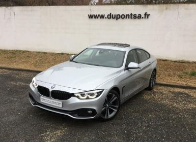 Vente BMW Série 4 Gran Coupe 418dA 150ch Sport Occasion
