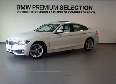 Achat BMW Série 4 Gran Coupe 418dA 150ch Sport Occasion