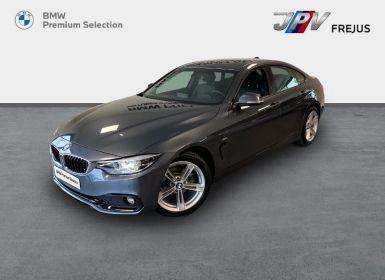 Vente BMW Série 4 Gran Coupe 418dA 150ch Sport Euro6c Occasion