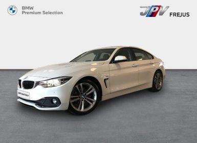 BMW Série 4 Gran Coupe 418dA 150ch Sport Start Edition