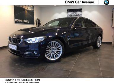 Vente BMW Série 4 Gran Coupe 420dA 190ch Luxury Occasion