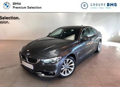 Achat BMW Série 4 Gran Coupe 420dA 190ch Luxury Occasion