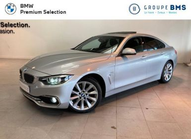 Vente BMW Série 4 Gran Coupe 420dA 190ch Luxury Occasion