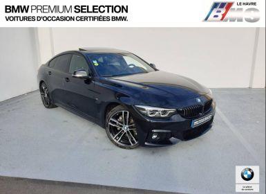 Vente BMW Série 4 Gran Coupe 420dA 190ch M Sport Occasion