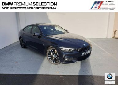 Achat BMW Série 4 Gran Coupe 420dA 190ch M Sport Occasion