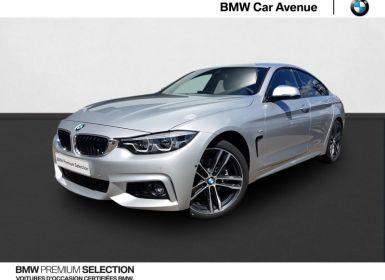 Achat BMW Série 4 Gran Coupe 420dA 190ch M Sport Euro6c Occasion