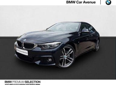 BMW Série 4 Gran Coupe 420dA 190ch M Sport Euro6d-T Occasion
