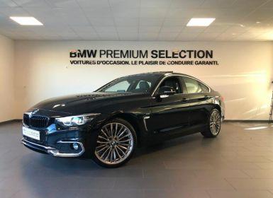 Achat BMW Série 4 Gran Coupe 420dA xDrive 190ch Luxury Occasion