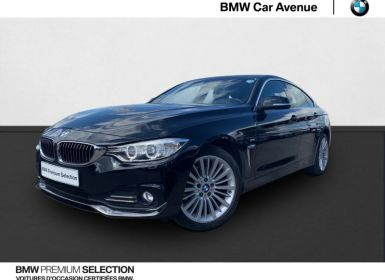 Vente BMW Série 4 Gran Coupe 420dA xDrive 190ch Luxury Occasion
