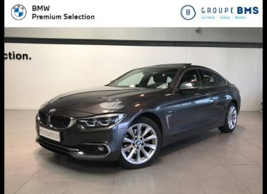 Vente BMW Série 4 Gran Coupe 420dA xDrive 190ch Luxury Occasion
