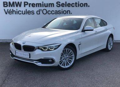 Vente BMW Série 4 Gran Coupe 420dA xDrive 190ch Luxury Euro6c Occasion