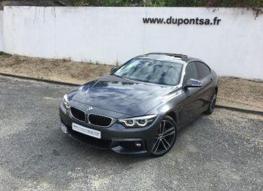 Vente BMW Série 4 Gran Coupe 420dA xDrive 190ch M Sport Occasion