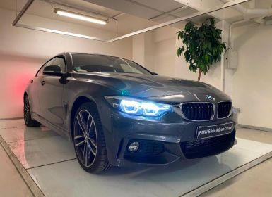 Achat BMW Série 4 Gran Coupe 420dA xDrive 190ch M Sport Occasion