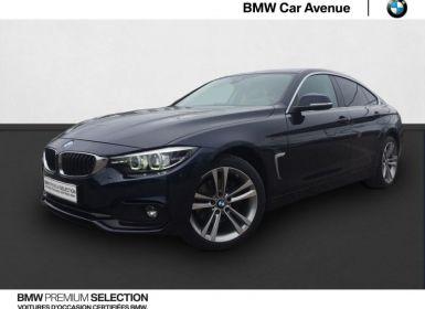 Achat BMW Série 4 Gran Coupe 420dA xDrive 190ch Sport Occasion
