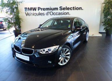 Achat BMW Série 4 Gran Coupe 420dA xDrive 190ch Techno Design Occasion