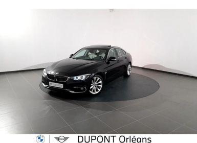 Vente BMW Série 4 Gran Coupe 420iA 184ch Luxury Occasion