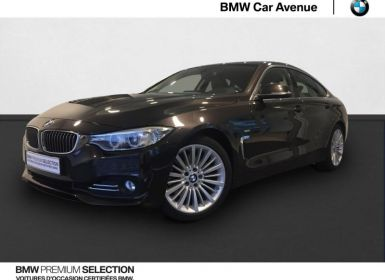 Achat BMW Série 4 Gran Coupe 430dA 258ch Luxury Occasion