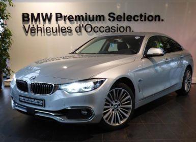 Vente BMW Série 4 Gran Coupe 430dA xDrive 258ch Luxury Occasion