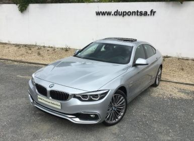 Vente BMW Série 4 Gran Coupe 430dA xDrive 258ch Luxury Euro6c Occasion
