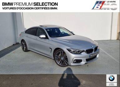 Vente BMW Série 4 Gran Coupe 430iA 252ch M Sport Occasion