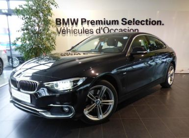 Vente BMW Série 4 Gran Coupe 430iA xDrive 252ch Luxury Occasion