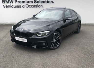 BMW Série 4 Gran Coupe 430iA xDrive 252ch M Sport Euro6d-T Occasion