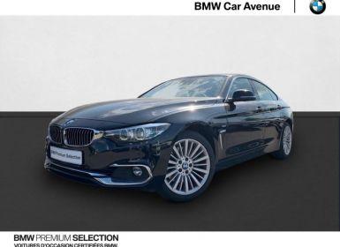 Vente BMW Série 4 Gran Coupe 435dA xDrive 313ch Luxury Occasion