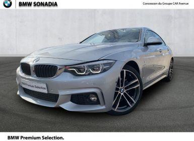 BMW Série 4 Gran Coupe Coupé 420iA 184ch M Sport Euro6d-T Occasion