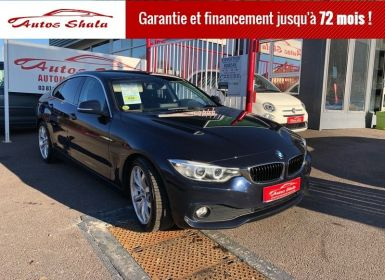 Vente BMW Série 4 Gran Coupe (F36) 418DA 150CH BUSINESS Occasion