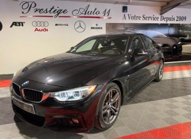 BMW Série 4 Gran Coupe F36 420D 190 CH Pack M Sport LOA 400 / Mois Occasion