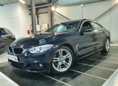 Vente BMW Série 4 Gran Coupe Serie 418D 150 CH PACK M BVA8 / GPS / TOIT OUVRANT / HARMAN KARDON / CUIR / XENONS Occasion