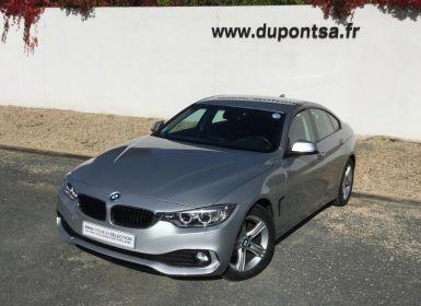 Acheter BMW Série 4 Gran Coupe Serie 418dA 150ch Lounge Occasion