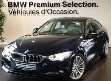 Voiture BMW Série 4 Gran Coupe Serie 420d xDrive 190ch Luxury Occasion