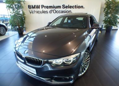 Vente BMW Série 4 Gran Coupe Serie 420dA 190ch Luxury Euro6d-T Occasion