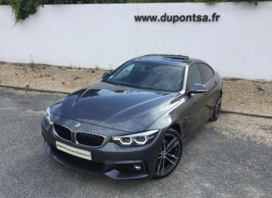 Acheter BMW Série 4 Gran Coupe Serie 420dA 190ch M Sport Euro6c Occasion