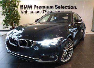 Vente BMW Série 4 Gran Coupe Serie 420dA xDrive 190ch Luxury Euro6d-T Neuf