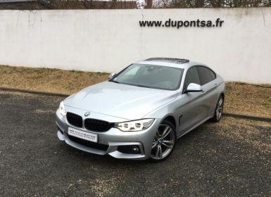 Voiture BMW Série 4 Gran Coupe Serie 420dA xDrive 190ch M Sport Occasion